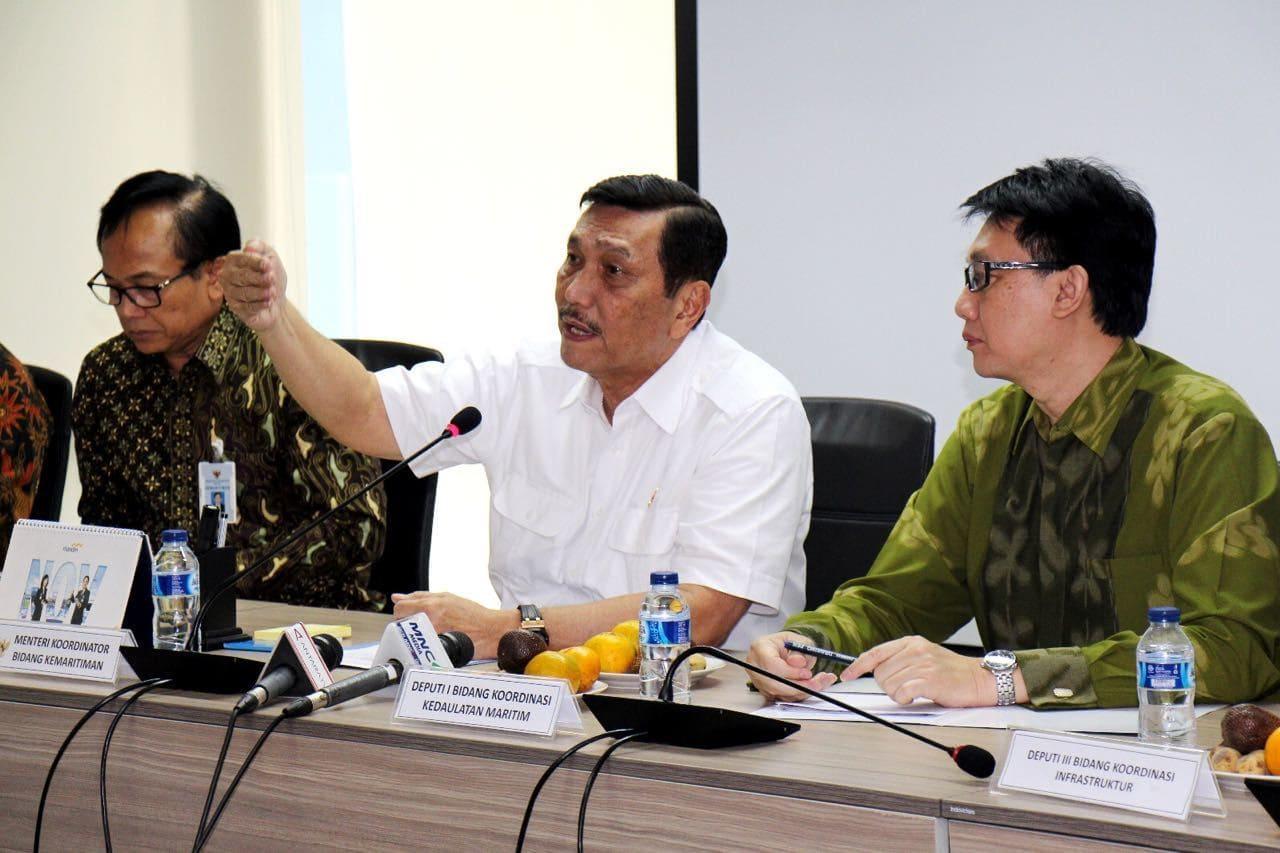 Menko Luhut: Proyek-proyek Kerjasama Indonesia Jepang tinggal tunggu finalisasi