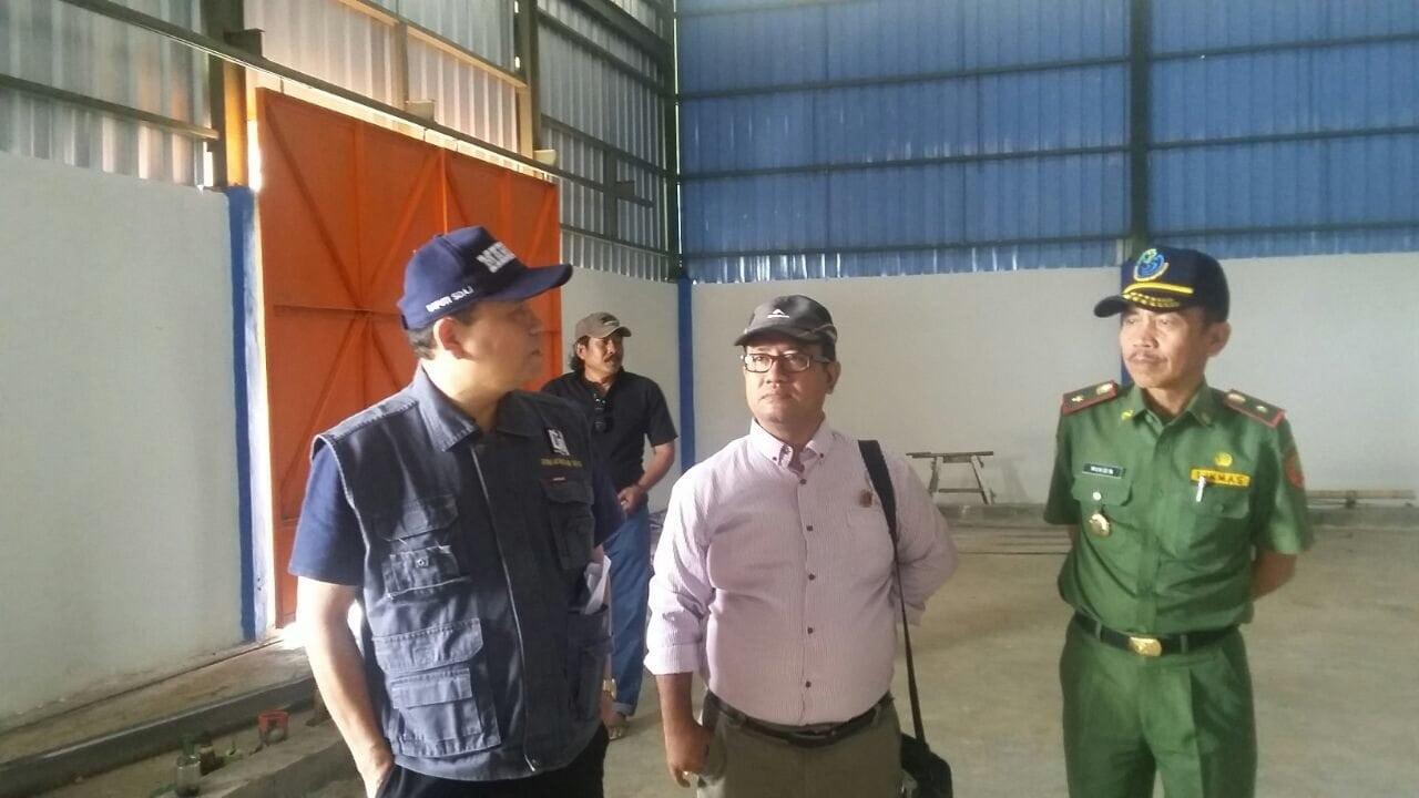 Kemenko Bidang Kemaritiman Pantau Kesiapan Operasionalisasi Gudang Garam Nasional (GGN)