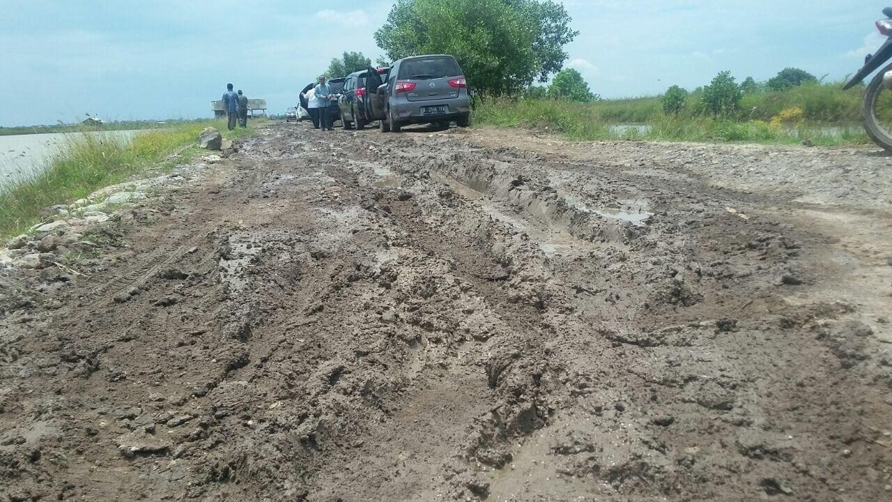 Akses ke Gudang Garam Buruk, Daerah Minta Pusat Bangun Jalan