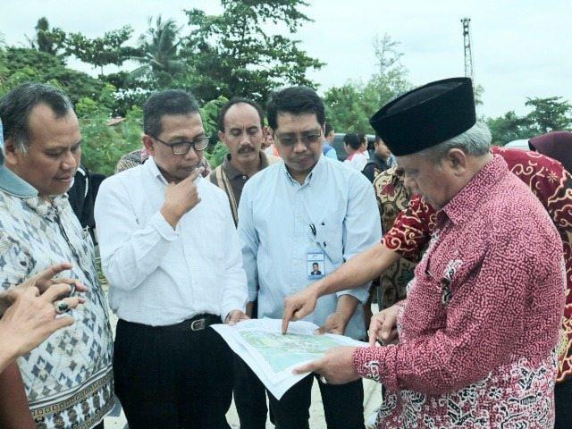 Pemerintah Sepakat Wujudkan Pembangunan Pelabuhan Marina di Tanjung Pandan, Belitung