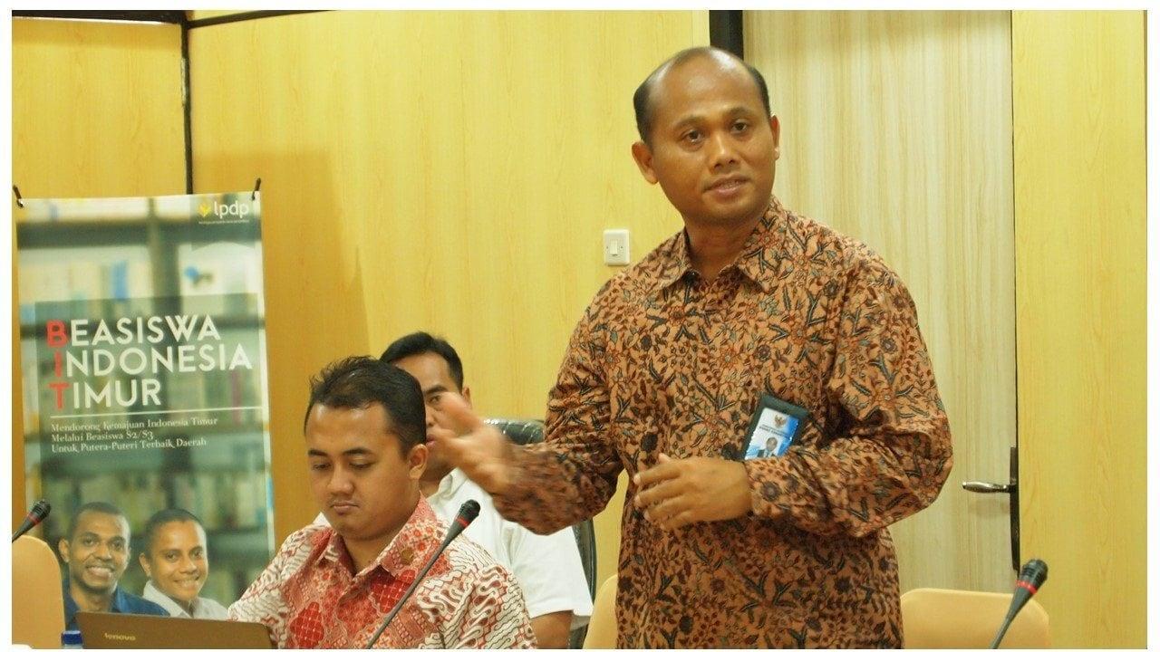 Beasiswa Indonesia Timur Investasi Masa Depan Bangsa