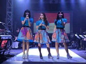 cherrybelle dalam konser kebangsaan Cinta Indonesia (24/02/2017)