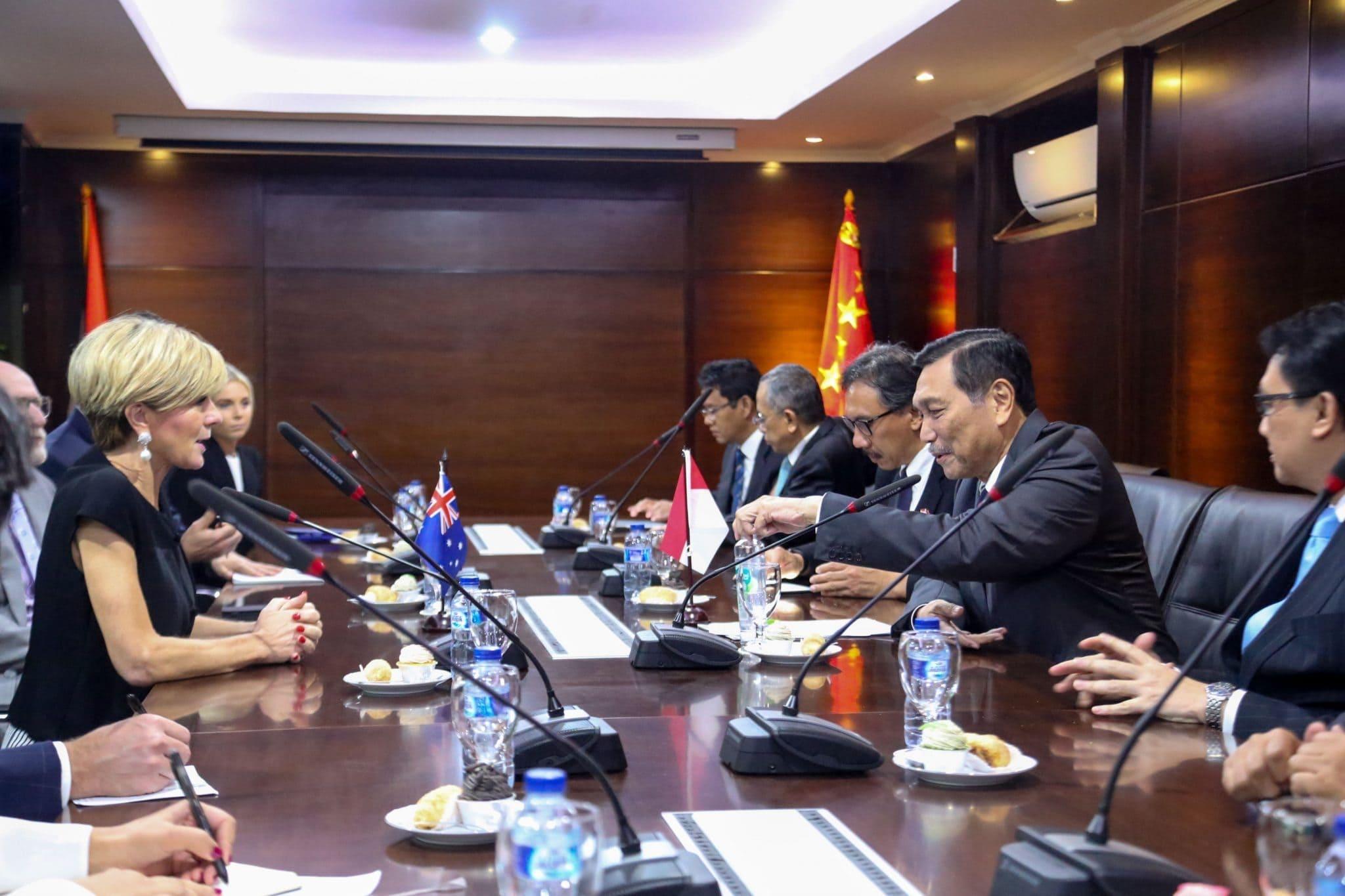 Indonesia – Australia Buka peluang Kerja sama Ekonomi