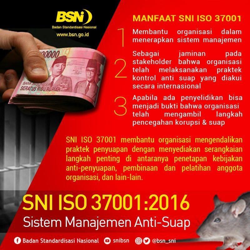 Nartung SNI-ISO 37001