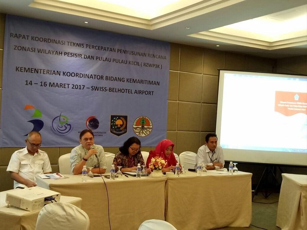 Perda RZWP3K Resmi Ditetapkan di Sulawesi Utara