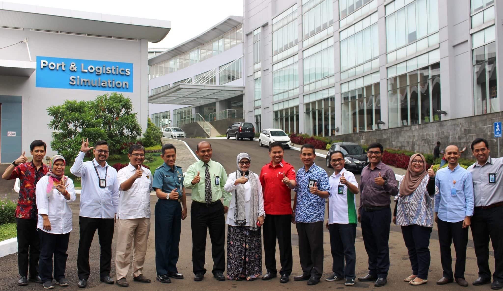 Persiapkan Kunjungan World Maritime University, Kemenko Maritim Gandeng IPC