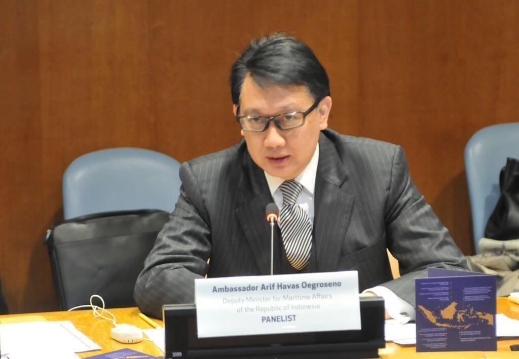 Indonesia Galang Dukungan PBB Untuk Konferensi Blue Economy