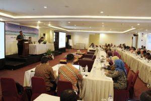 Rakor Penyusunan Roadmap, Personil Pendanaan Sarana/Prasarana, dan Dokumen (P3D)