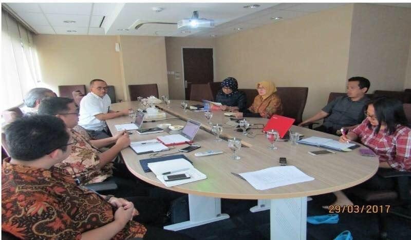 Melalui Pokja, Kemenko Maritim Tingkatkan nilai Area Penataan dan Penguatan Tata Laksana