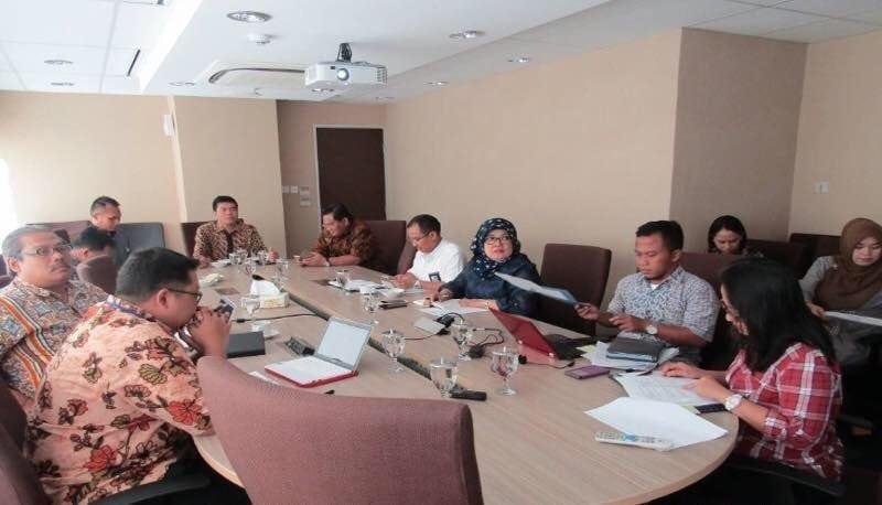 Kemenko Maritim Adakan Rapat Terkait Hasil Evaluasi RB Area Penataan dan Penguatan Organisasi