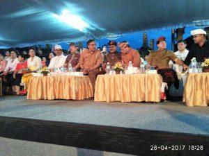 Kemenko Maritim Launching Klungkung Tourism Applikasi di Kab. Klungkung