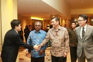 Menko Luhut Makan Malam Bersama Para Menteri Negara Anggota IORA
