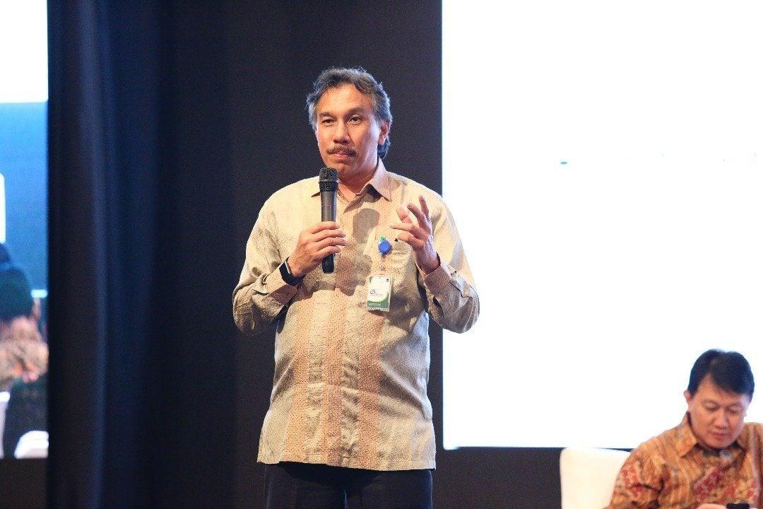 Deputi Ridwan Ingin Infrastruktur Jadi Program Prioritas Pembangunan Indonesia