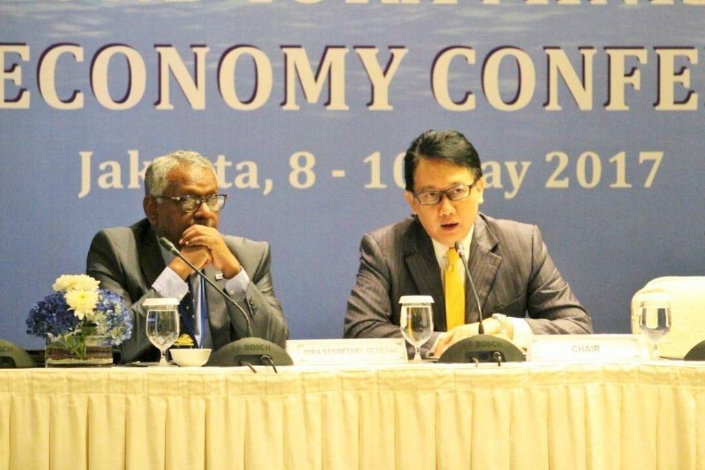 Deputi Havas Membuka Kelompok Kerja 2nd IORA Blue Economy Ministerial Conference (BEC II)