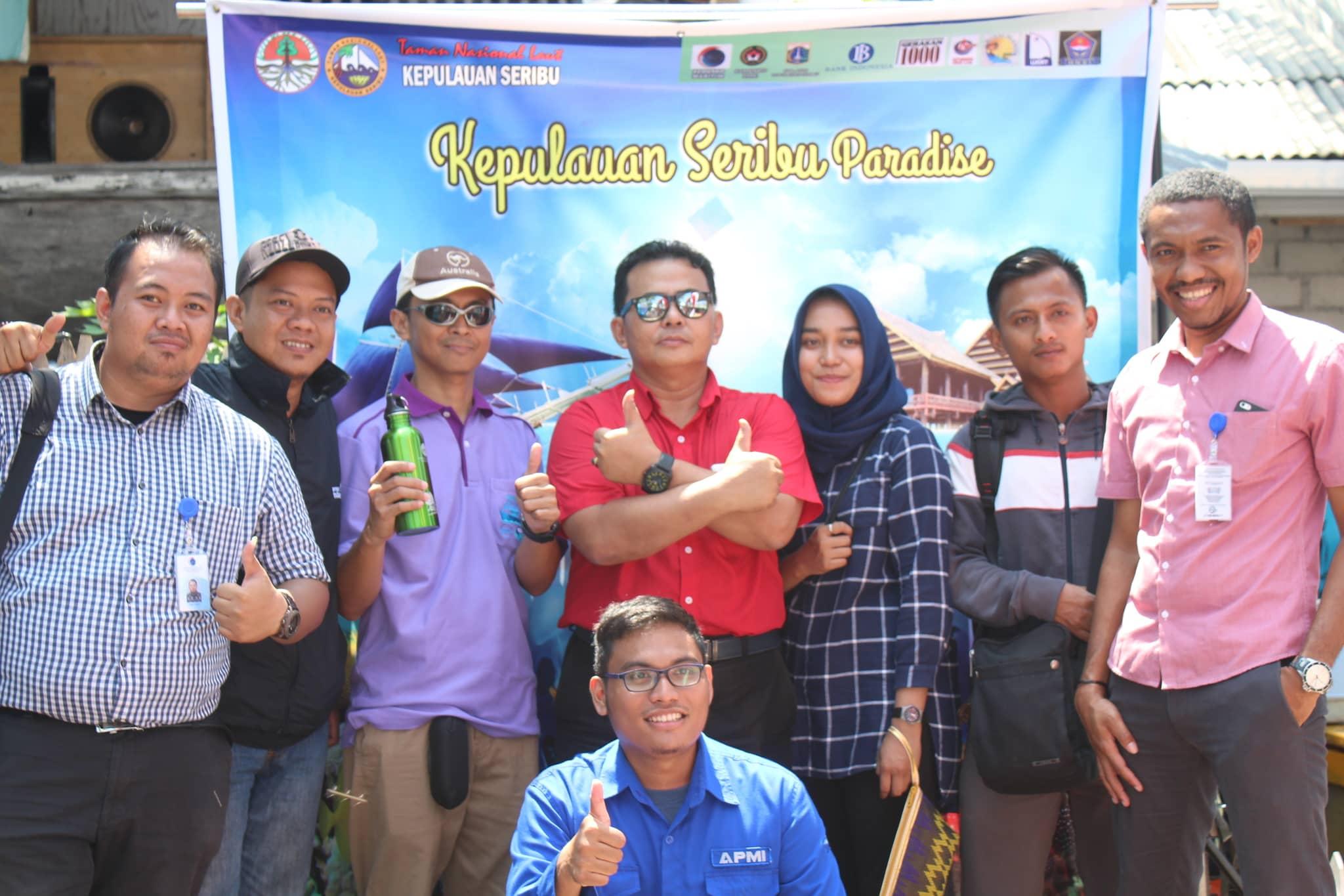Dialog Pengembangan Budaya Maritim Mendukung KSPN Pulau Seribu dan Pesta Syukuran Laut di Pulau Harapan dan Pulau Kelapa Dua, Kepulauan Seribu.