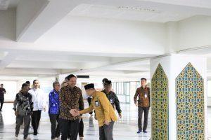 Menko Luhut Pimpin Acara Penyambutan Bulan Suci Ramadhan 1438 H