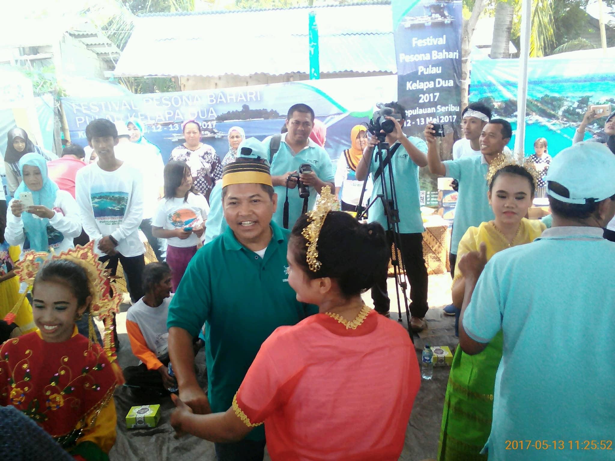 Deputi Safri: Kearifan Budaya Lokal Menarik Minat Wisatawan