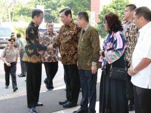 """Pembukaan Rakornas 2017 Indonesia Poros Maritim Dunia """"Dari Sumpah Palapa Hingga Nawacita"""""""