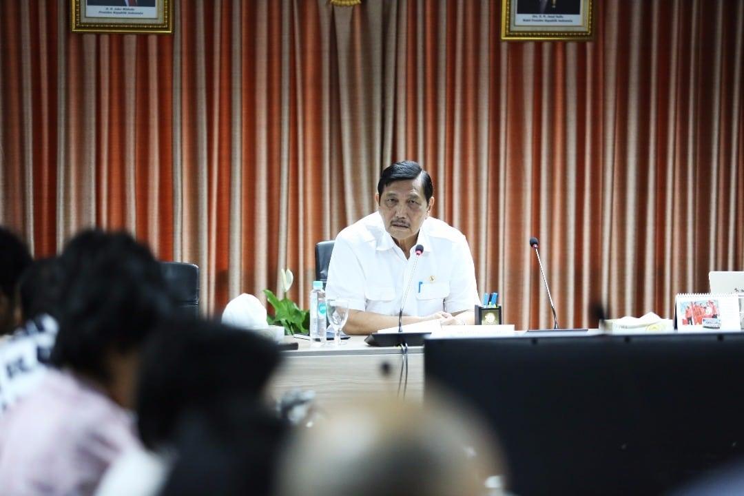 Klarifikasi Menteri Koordinator Bidang Kemaritiman Luhut Binsar Pandjaitan