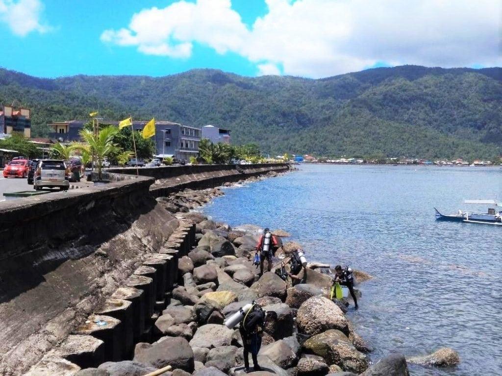 Rencana Pembuatan Museum dan Wisata Shipwreck di Kepulauan Sangihe