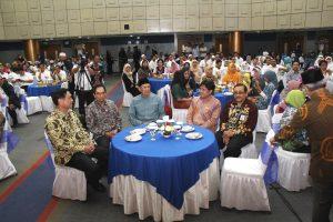 Menko Luhut Pimpin Silaturahmi dan Buka Bersama di Lingkup Kemenko Maritim