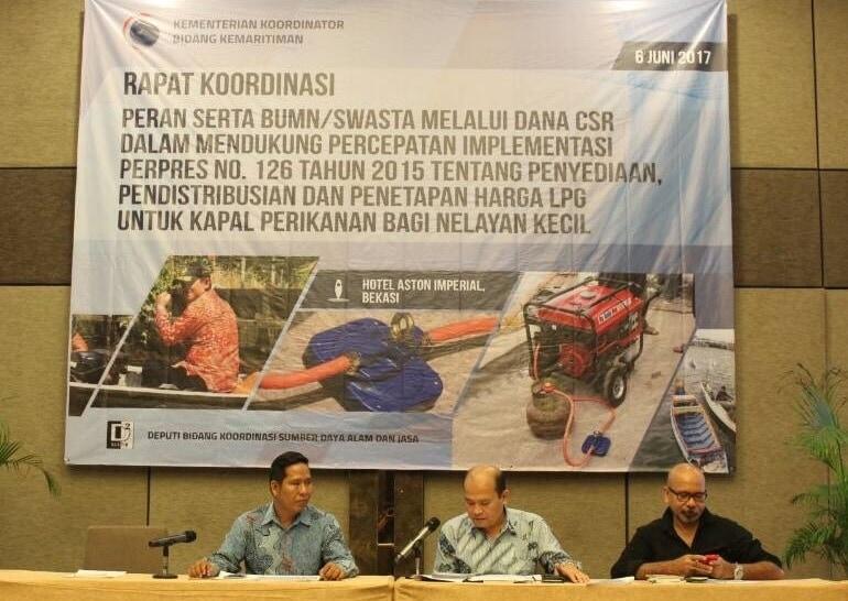 Kemenko Maritim Akan Terus Mengawal Implementasi Perpres No 126 Tahun 2015