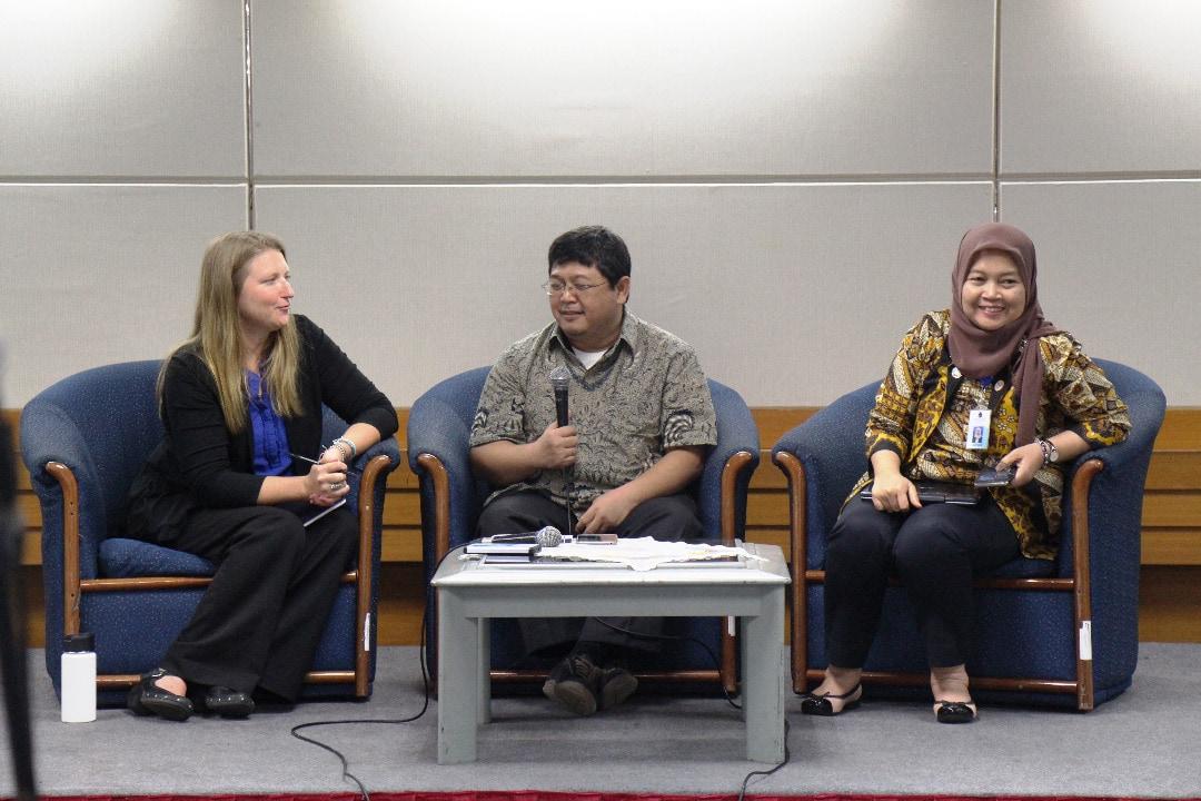 Indonesia Gandeng Akademisi AS Untuk Tangani Sampah Plastik Laut