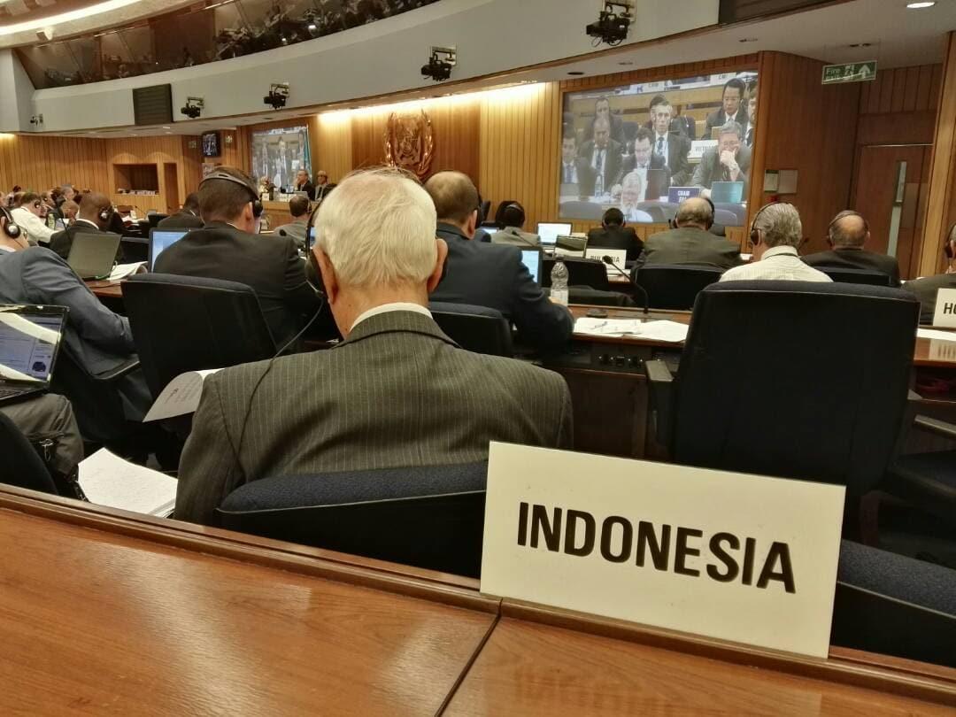Indonesia Usul Aturan Khusus Untuk Kapal Laut Tanpa Awak di Sidang IMO