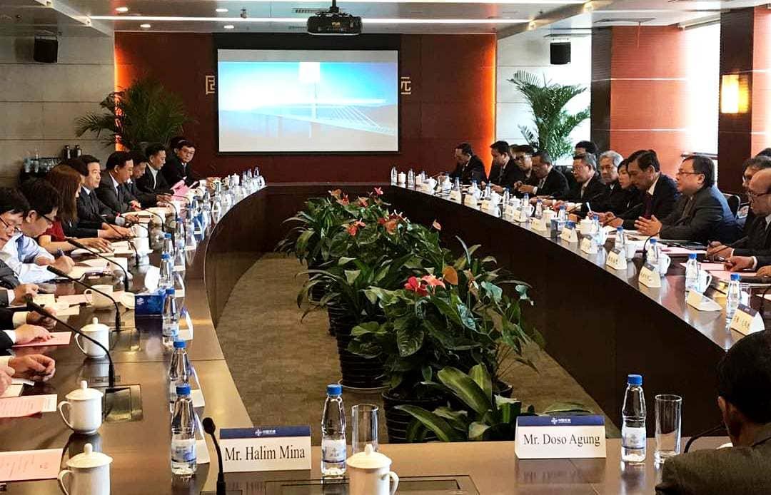 Rangkaian Kegiatan Menko Maritim Luhut Kunjungan Kerja ke China
