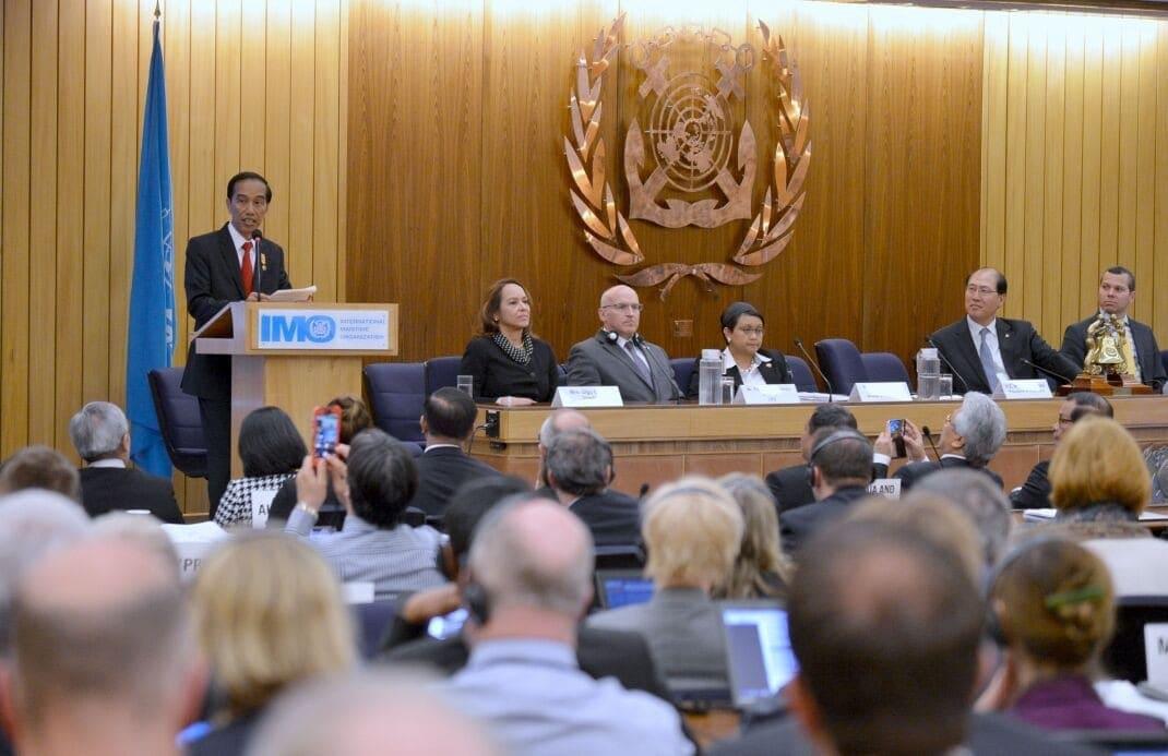 Indonesia Terus Berperan Aktif dalam IMO