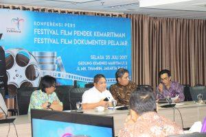 Festival Film Pendek Kemaritiman Resmi Dibuka