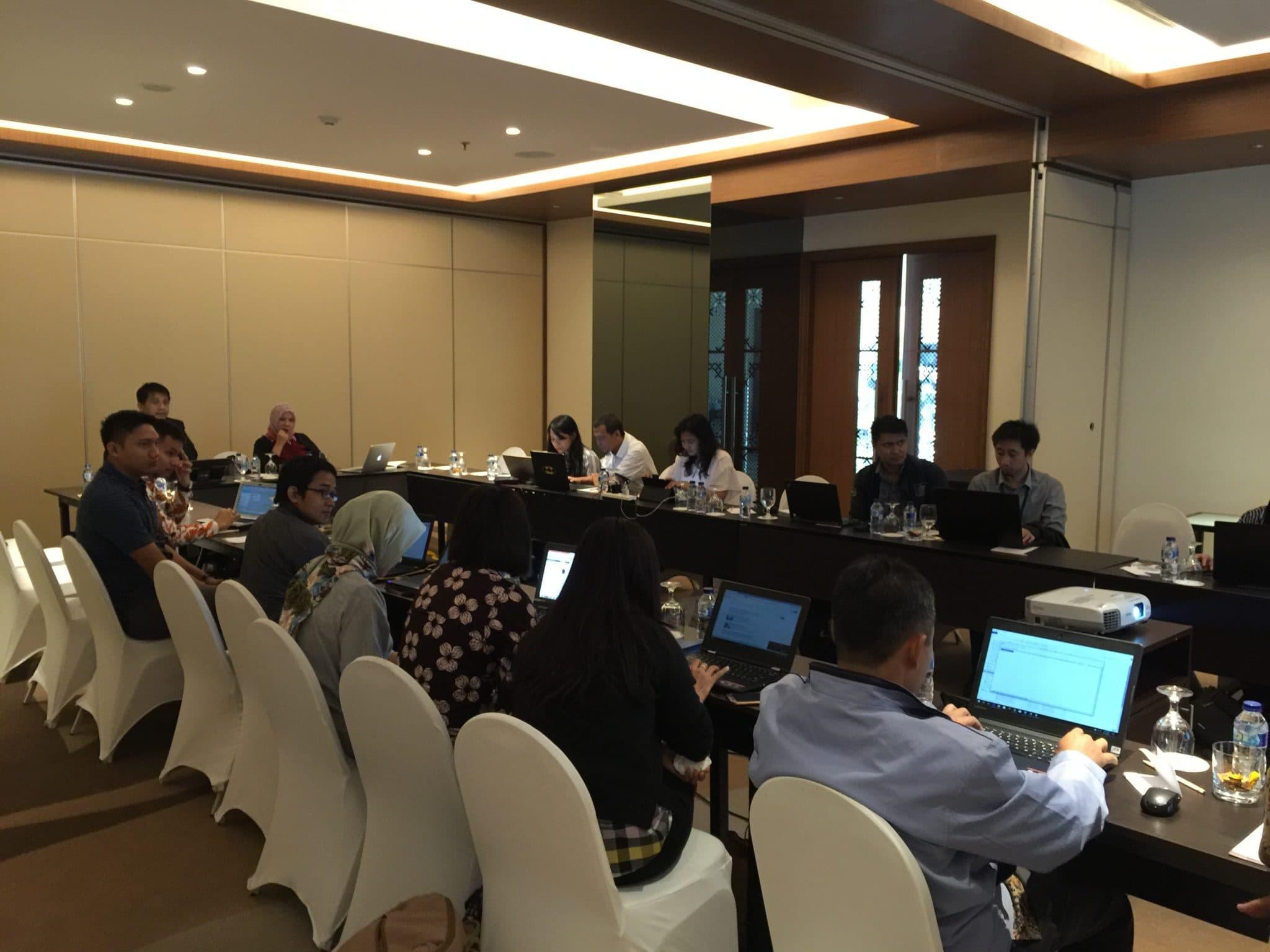Nota Dinas Elektronik untuk Akselerasi Reformasi Birokrasi Kemenko Maritim