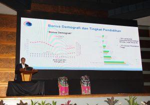 Menko Luhut Membuka & Menjadi Keynote Speaker di Kongres Teknologi Nasional