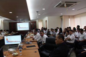 Penyuluhan Bahaya Penyalahgunaan Narkoba di Kementerian Koordinator Bidang Kemaritiman