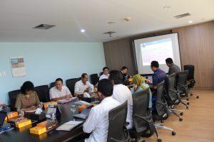 Rapat Perijinan Pemanfaatan Lahan Taman Hutan Raya (Tahura) untuk Pembangunan Underpass Simpang Tugu Ngurah Rai, Bali