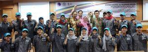 Kemenko Maritim Melepas Peserta ENJ 2017 Dari UIN Syarif Hidayatullah