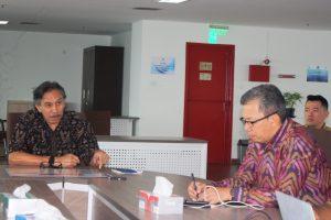 Rapat Koordinasi Program Kerja Project Management Unit (PMU) dan Belt and Road Forum (BRF)