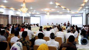 Menko Luhut Pimpin Rakor Dewan Pengarah Badan Otorita Pariwisata Danau Toba