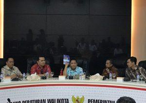Deputi Bidang SDM,Iptek dan Budaya Maritim Kemenko Bidang Kemaritiman Gelar Rakor Persiapan Kegiatan Save Our Seas