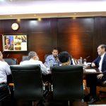 Rapat Progress Report IMF-WB Annual Meeting 2018