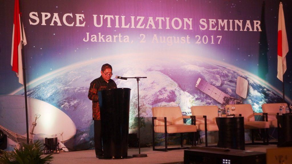 Kemenko Maritim Pererat Hubungan dengan Jepang Melalui Seminar Space Utilization