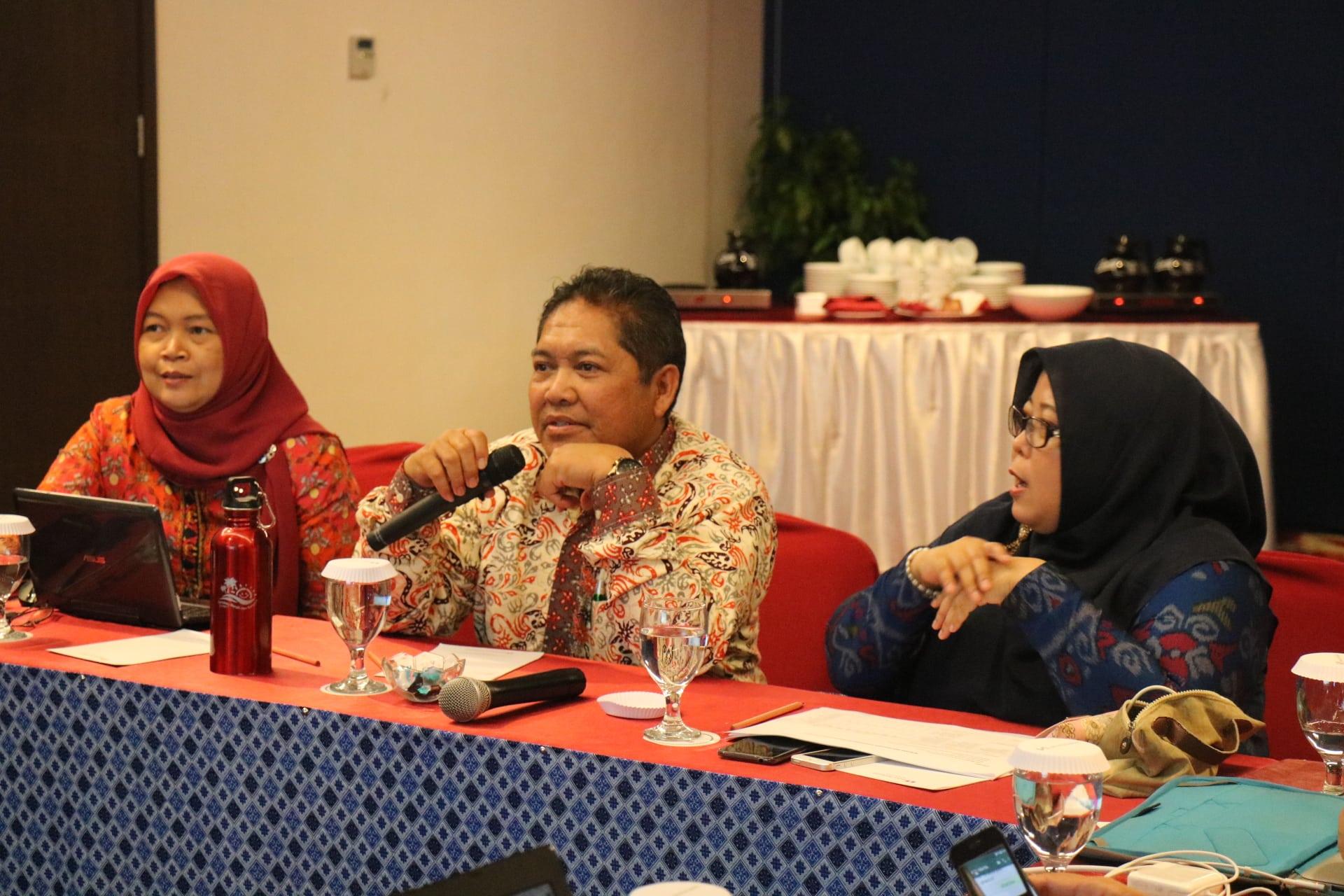 Deputi Safri Pimpin Rakornis