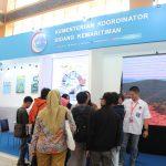 Kemenko Maritim Berpartisipasi dalam Pameran RITECH Expo Hakteknas 2017