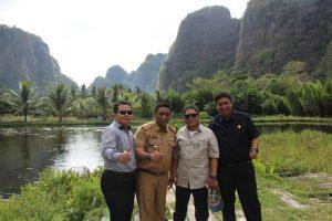 Peningkatan Kapasitas Masyarakat di Kawasan Wisata Karst Rammang Rammang