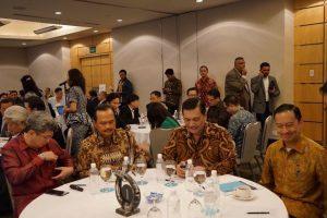 Menko Luhut sebagai Keynote Speaker dalam Indonesia's Mid-term Investment and Infrustructure Review Dialogue