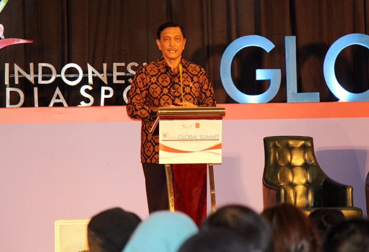 Menko Luhut : Indonesia Sekarang Ini Sudah Berubah