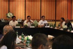 Menko Luhut Diskusikan Pembangunan PLTSa Suwung