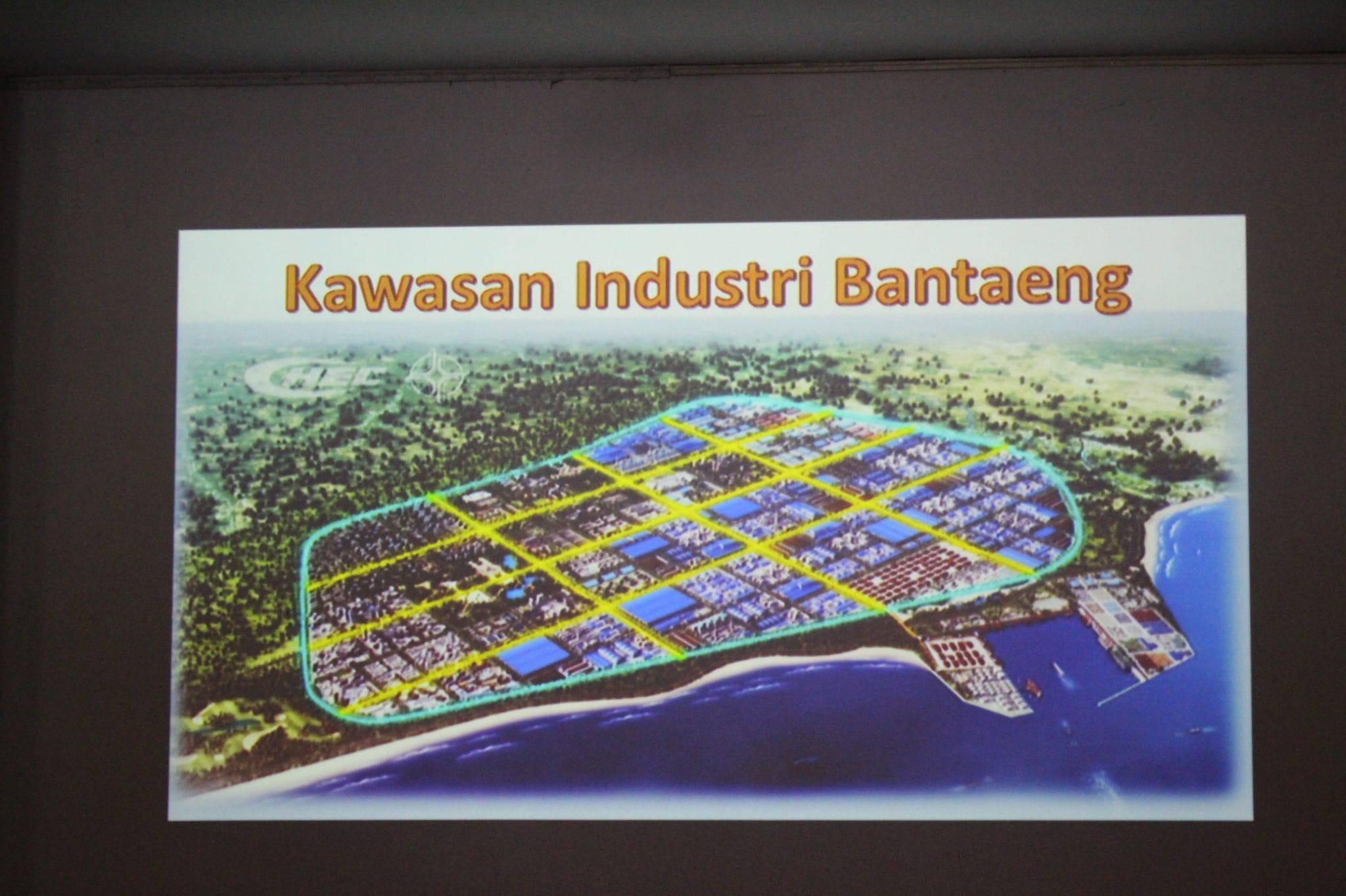 Kemenko Maritim Meninjau Perkembangan Kawasan Industri Bantaeng, Sulawesi Selatan