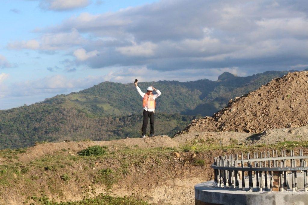 Kemenko Maritim Melakukan Kunjungan Kerja Project Site Pembangkit Listrik Tenaga Bayu Sidrap, Sulawesi Selatan
