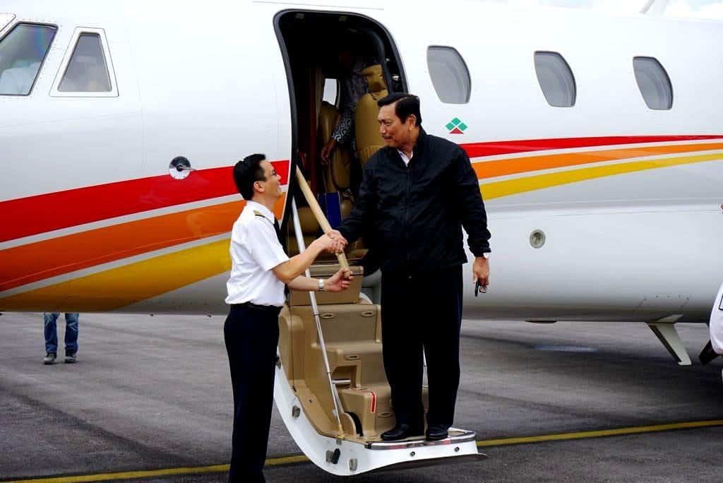 Jumat Bersejarah, Penerbangan Internasional Pertama Masuk ke Tanah Batak
